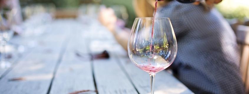 zomer wijn